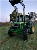 John Deere 6330 PQ, 2008, Traktorer