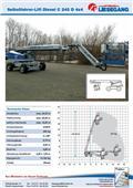 TKD 2100 D, 2000, Teleskopske dizalice