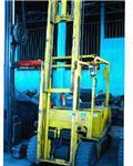 Komatsu FB 20 EX-5, Electric Forklifts