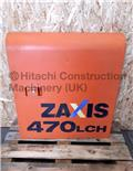 Hitachi ZX 470-5, 2014, Cabins and interior