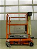 JLG 830P (Nano), manuell, 2017, Other lifts and platforms