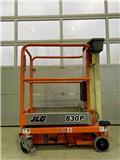 JLG 830P (Nano), manuell, 2017, Druga dvigala in dvižne ploščadi