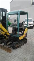 Yanmar SV 15, 2014, Mini excavators < 7t