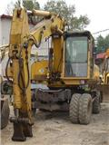 Zeppelin ZM 19, 1996, Wheeled excavators