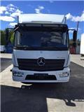Mercedes-Benz Atego 1524, 2016, Skåpbilar Kyl/Frys/Värme