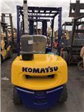 Komatsu FD 30 T-16, 2014, Camiones diesel