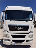 MAN TGX18.440, 2012, Autotractoare