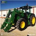John Deere 6115 M, 2019, Tractores