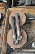 Timberjack 1470D, Transmission