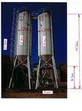 Silos DIAMETRO 2.500 - 3.000, 2006, Concrete Batching Plants