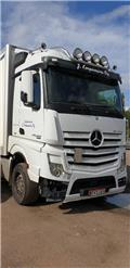 Mercedes-Benz Actros 2551, 2012, Box trucks