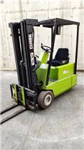 Clark TM 15, Electric Forklifts