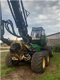 John Deere 1270、2013、收穫機