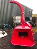 TP 270 K, 2018, Wood chippers
