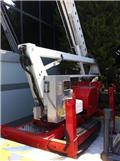 Socage E19B/9SC crawler, 2004, Articulated boom lifts
