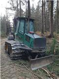 Timberjack 1110C, 2001, Forwarderji