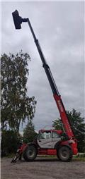 Manitou MT 1840, 2015, Telescopic handlers