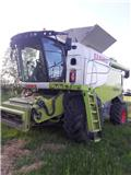 Claas Lexion 670, 2016, Combine harvesters