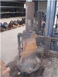 Hürlimann XT 913, 2005, Transmissão