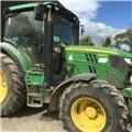 John Deere 6105 R, 2013, Tractors