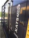 Atlas Copco XATS 1600 ZONE 2, 2013, Compresoras