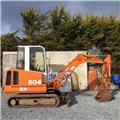 Atlas 60, Mini excavators < 7t (Mini diggers)