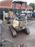 Kobelco 17SR Mini Excavator, 2012, Mini kotrók < 7t