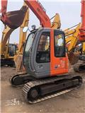 Hitachi ZX 75, 2013, Mini excavators  7t - 12t
