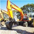 日立建机 EX 160 WD、2014、轮式挖掘机