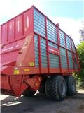 Kverneland Taarup 470, Self-loading trailers