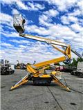 Multitel SMX250, 2013, Articulated boom lifts