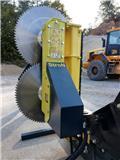 STRON  G.2.700 circular saw - cirkularna žaga, 2020, Forstanhänger/Rückewagen