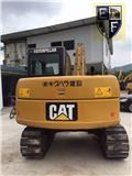 Caterpillar 308 D, Escavatori medi 7t - 12t