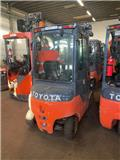 Toyota 8 FB MT 15, 2015, Electric forklift trucks