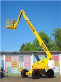 할롯데 H 23 TPX, 2001, Telescopic boom lifts