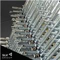 [] SLV Group SVL-70 1500 square meters plettac scaffo, 2021, Lešenářské zařízení