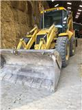 New Holland LB 115, 2000, Retrocargadoras