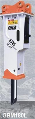 General Breaker GBM 180L, 2018, Ehituspurustid