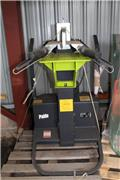 Paldu 5T log splitter - 400v, 2012, Wood splitters and cutters