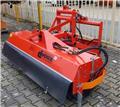 Dücker Frontkehrmaschine Kehrmaschine HDK 2200, 2008, Sweepers