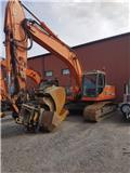 Doosan DX 255 LC-3, 2011, Crawler excavators