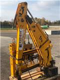 JCB 1 CX, 2008, Booms and dippers