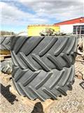 Michelin Dubbelmontage, Tvillinghjul
