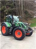 Fendt 722 Vario SCR Profi Plus, 2012, Traktori