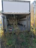 Schmitz Cargobull frysskåp, Altele