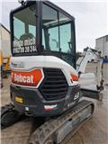 Bobcat E 26, 2019, Mini Excavators <7t (Mini Diggers)