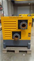 Atlas Copco PAS 4, Waterpumps, Construction