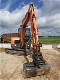 Doosan DX 60 R, 2013, Mini excavators < 7t (Mini diggers)