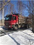 Sisu Polar, 2012, Kamioni za drva Šticari