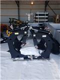 Timmergrip XYZ, Запчастини та додаткове обладнання для фронтальних навантажувачів